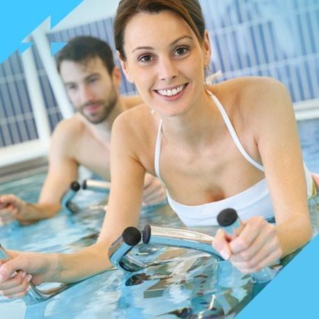 Abonnement annuel aquabike - Mardi de 19h - 19h45